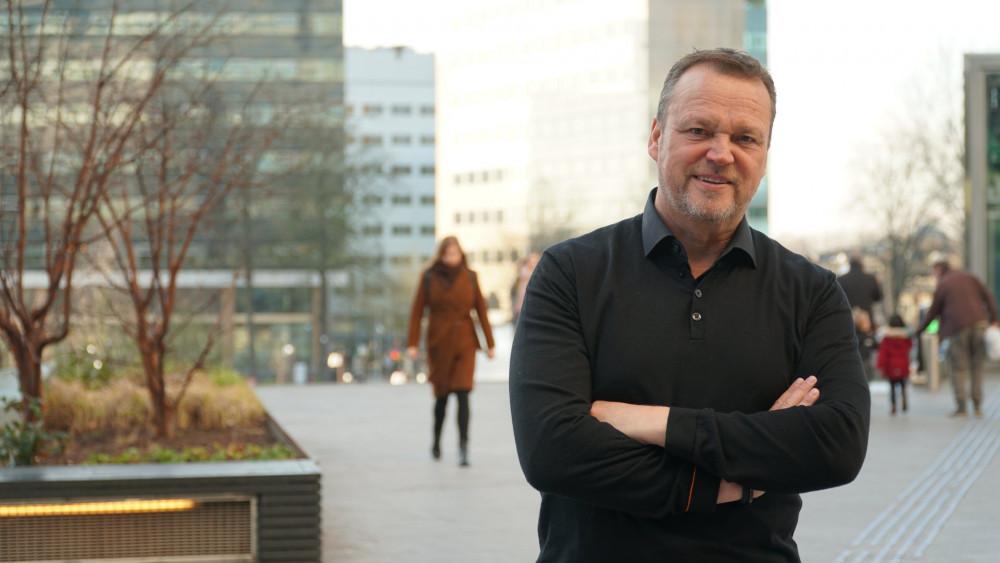 Raymond van der Vliet - Vodafone Ziggo